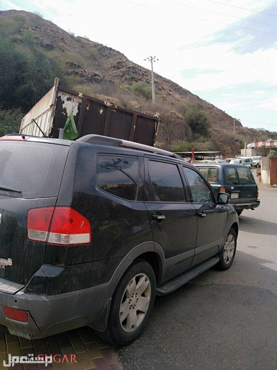 كيا موهافي 2009 مستعملة للبيع