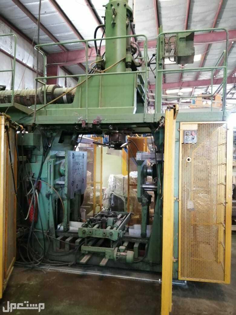 ماكينة نفخ ايطالية مستعملة للبيع Trulzi 1