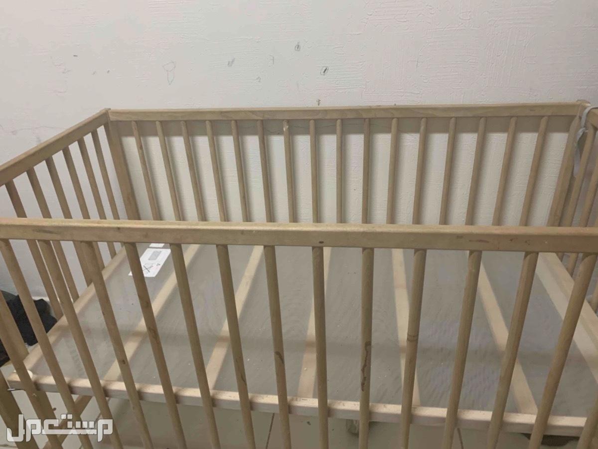 سرير اطفال من ايكيا للبيع