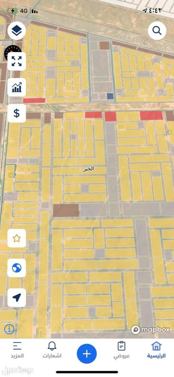 ارض للبيع مخطط الخير شمال الرياض