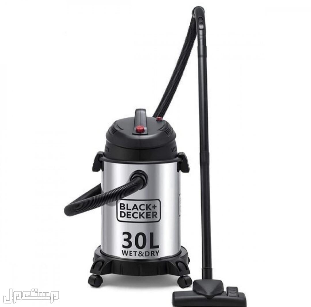 مكنسة كهربائية برميلي للتنظيف الجاف والرطب 1610 واط