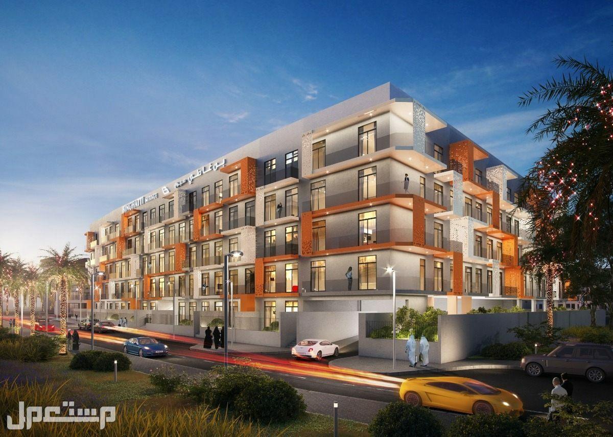 تملك الان شقة غرفة وصالة فى JVC دبى بقسط شهرى 4900 درهم
