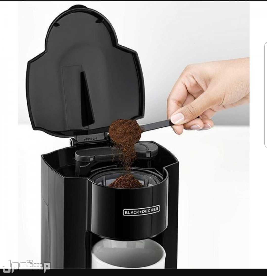 الة تحضير قهوة