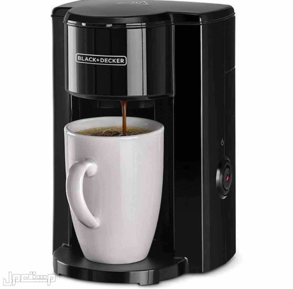 آله تحضير القهوة من بلاك ديكر