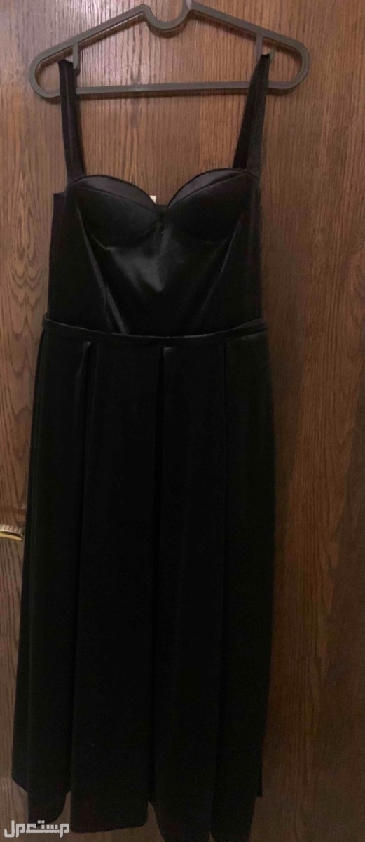 فستان مناسبات من الامام