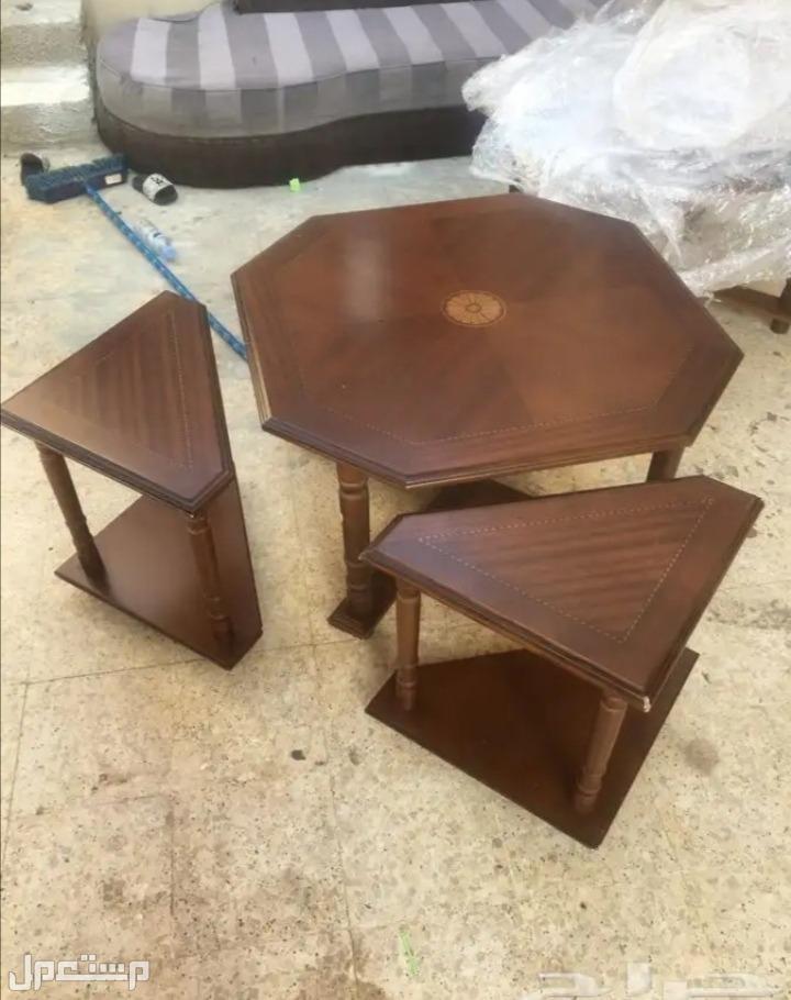 طاولات شاهي  اخت الجديدة