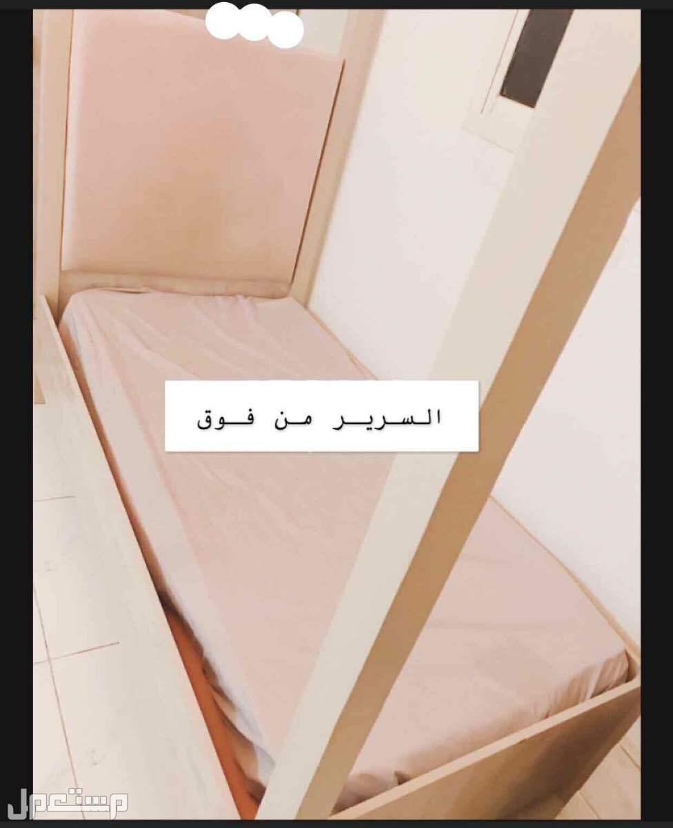 سرير مستعمل للبيع