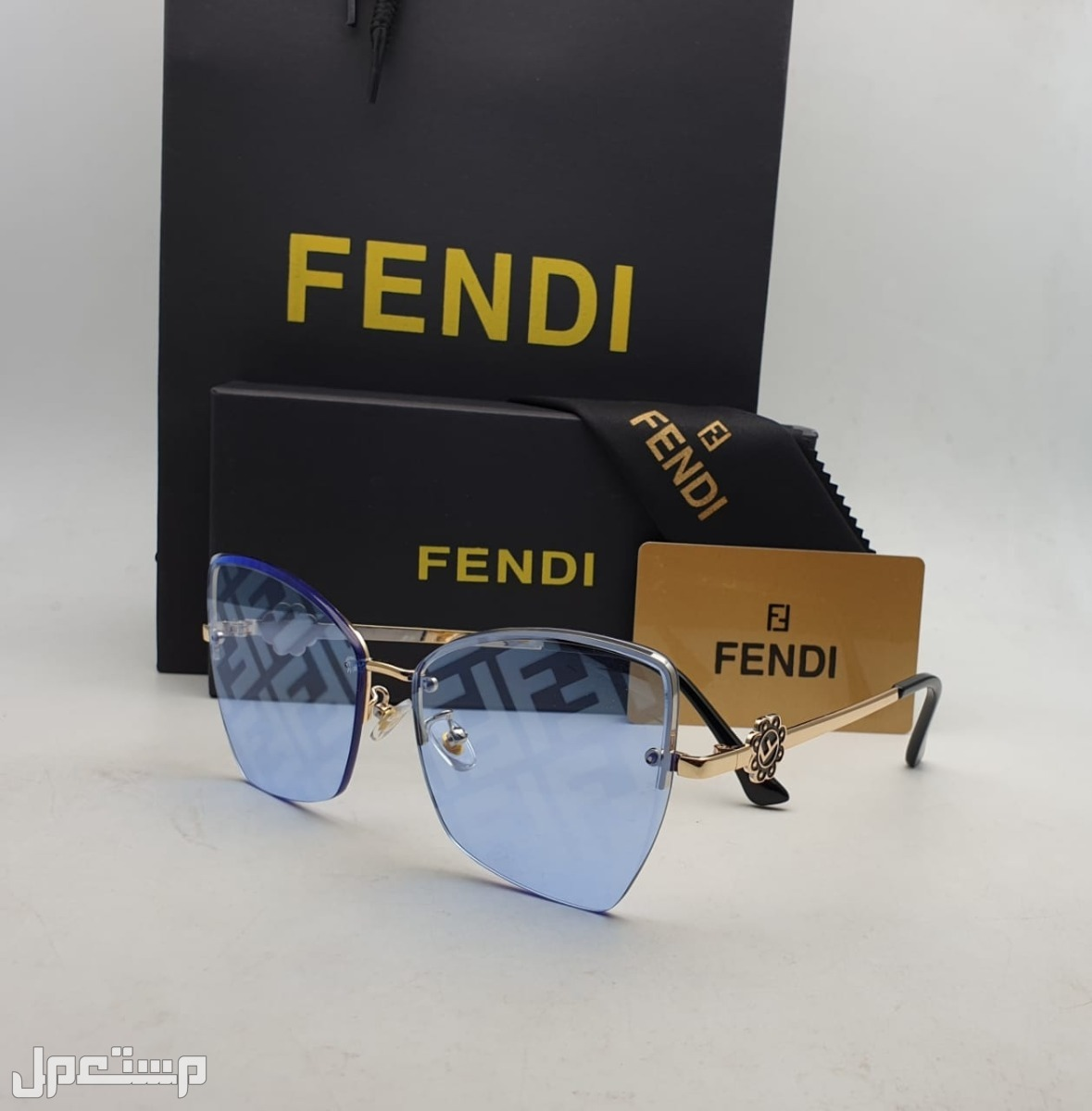 نظارات شمسية ماركة FENDI  جملة وووووتجزئه