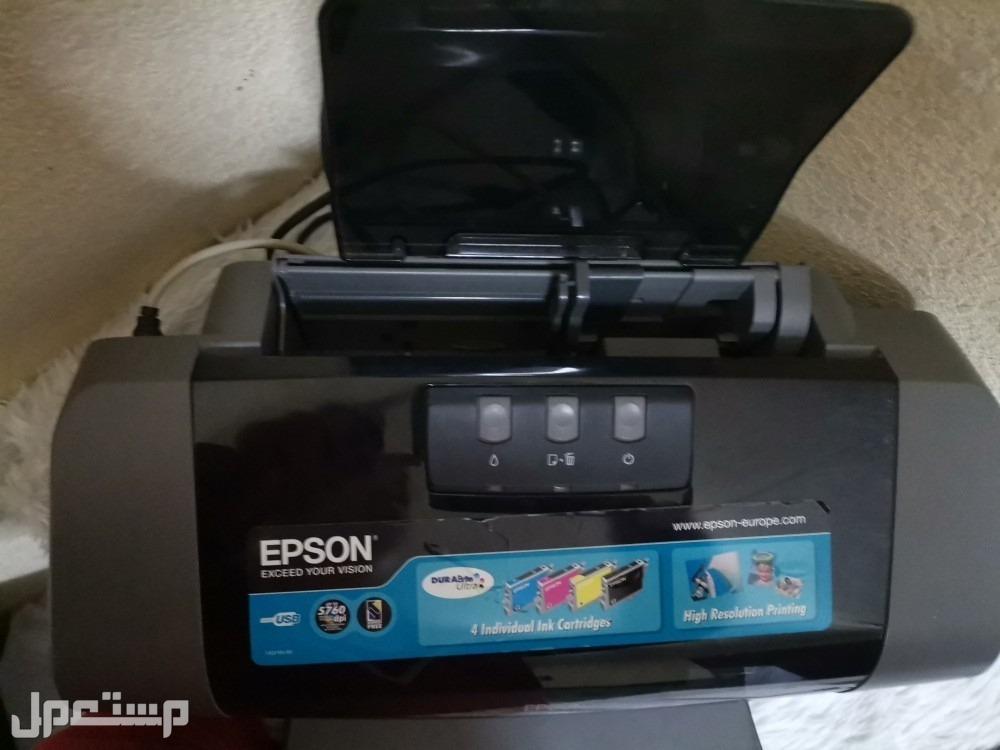 طابعه Epsonc c67