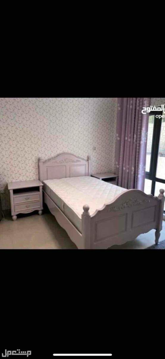 ابوظبي البطين غرفه نوم مستعمل من هوم ار اس