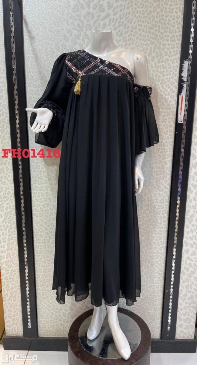 فستان الخامة تفتة