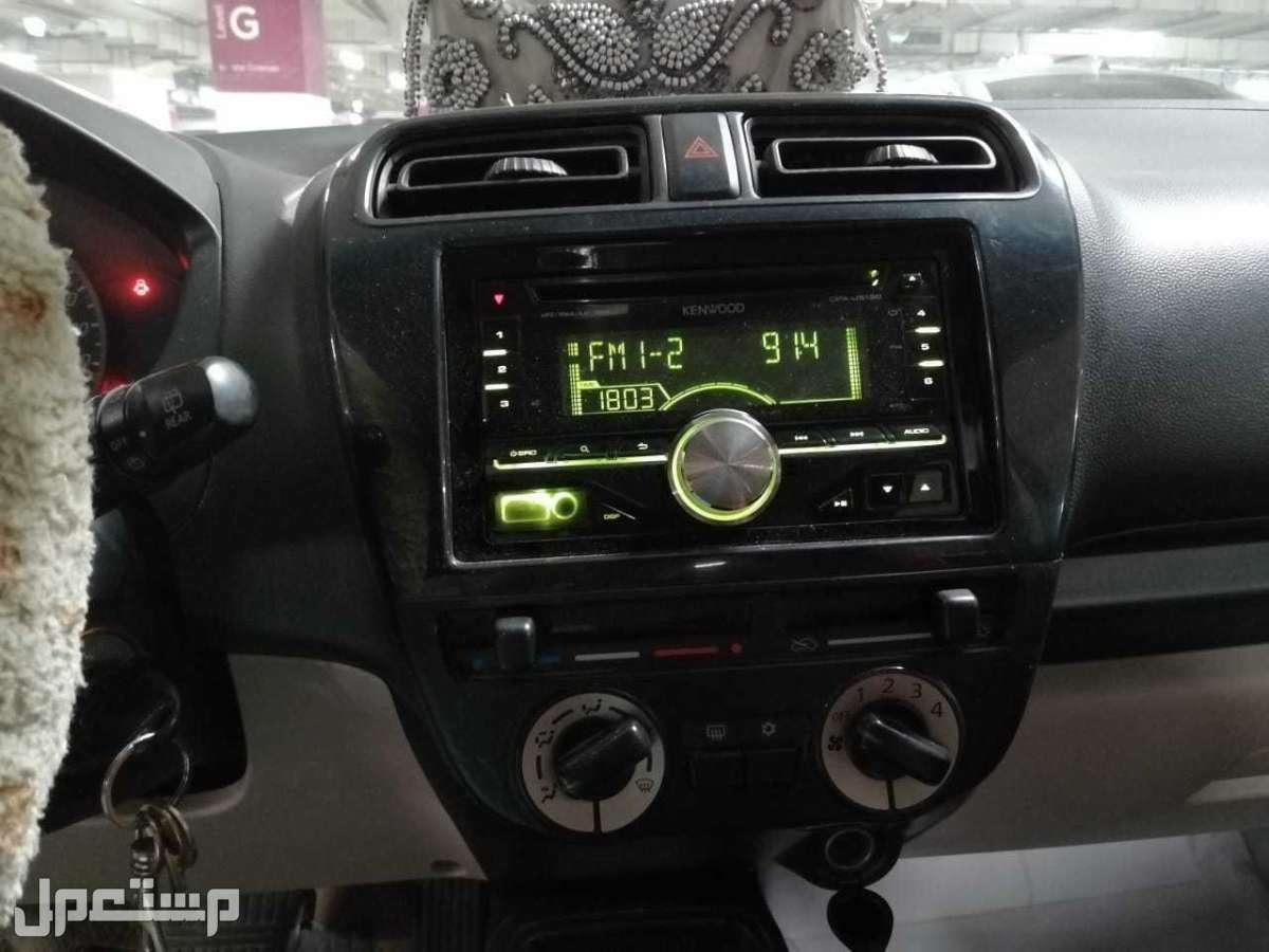 ميتسوبيشي ميراج 2014 مستعملة للبيع