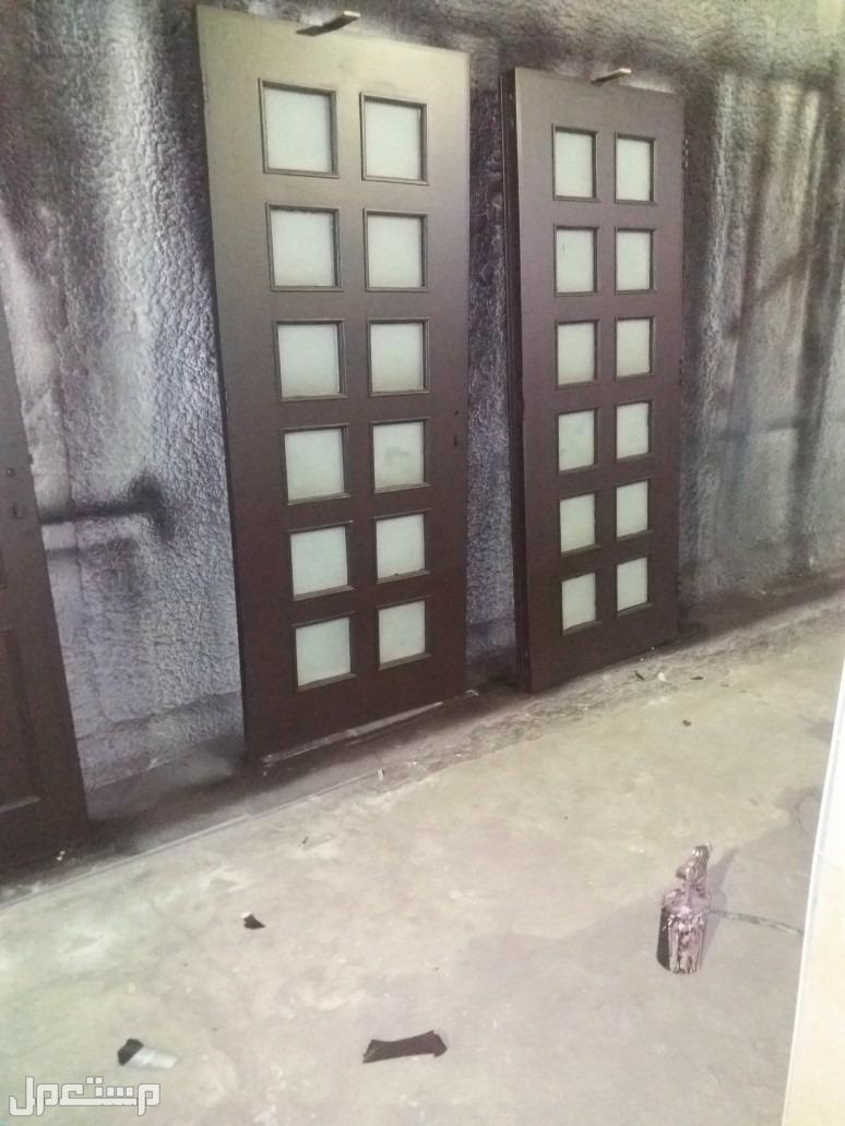 رش غرف وابواب قديم