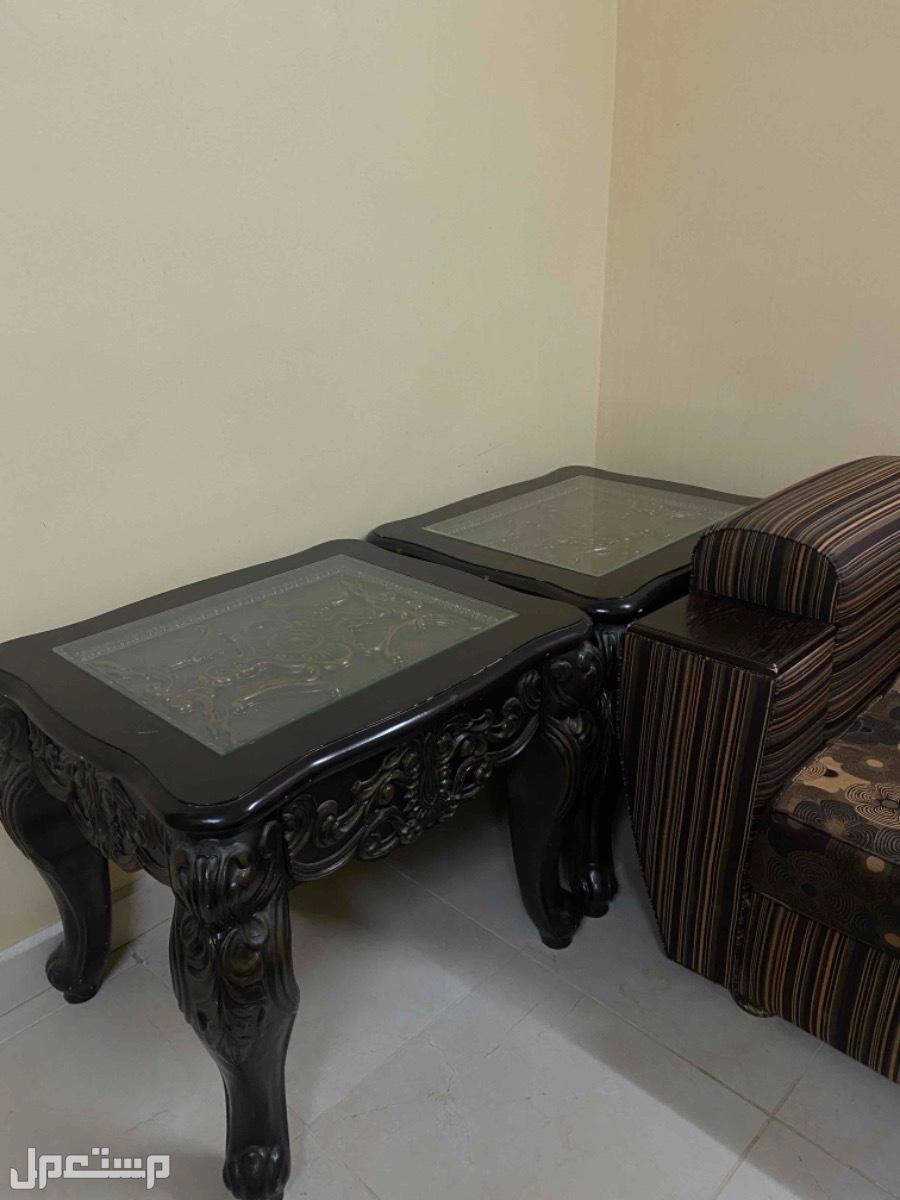 كنب و طاولات للبيع / مدينة جدة