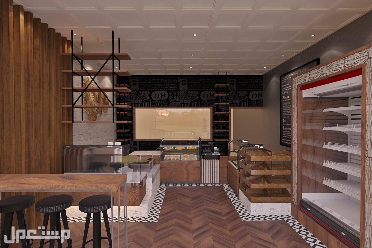 تصميم تنفيذ ديكورات وانشاء مطاعم وكافيهات والمحلات التجارية تسليم مفتاح