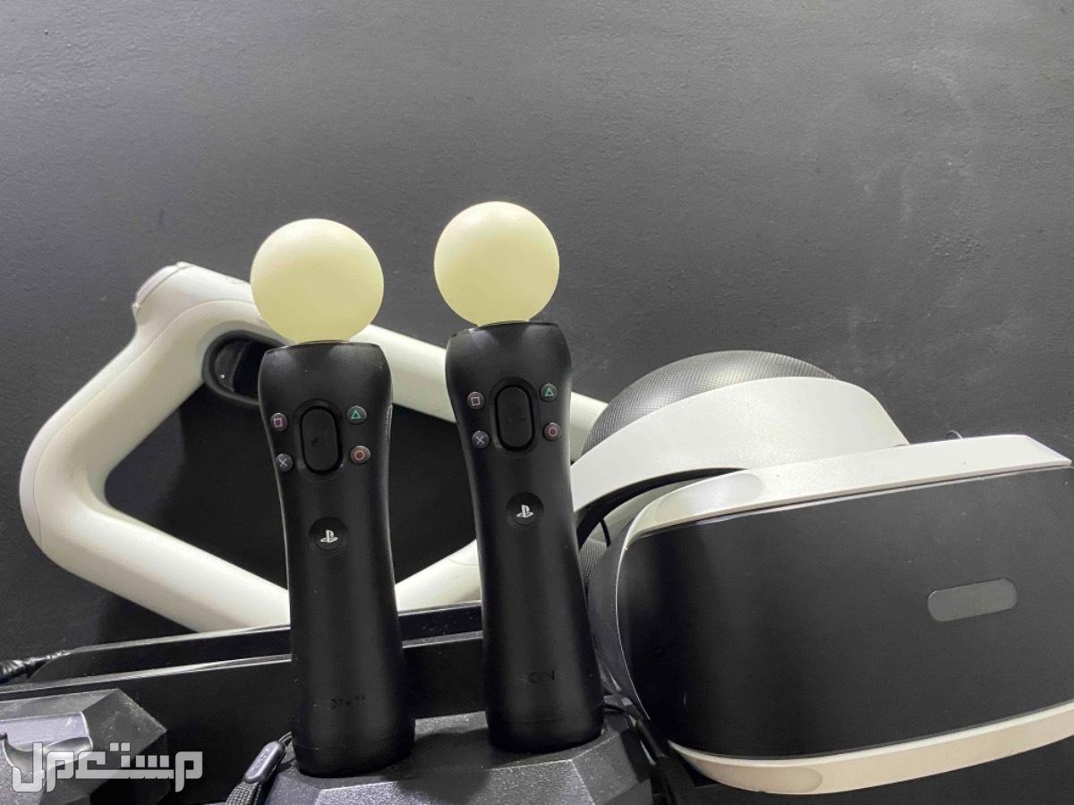 نظاره الواقع الافتراضي نضيفه معى كامل ملحقاته