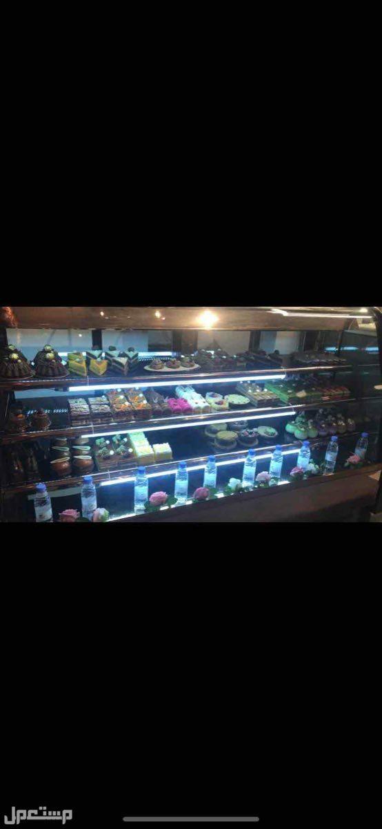 ثلاجة عرض حلويات ، ثلاجة مطاعم ، ثلاجات كوفي