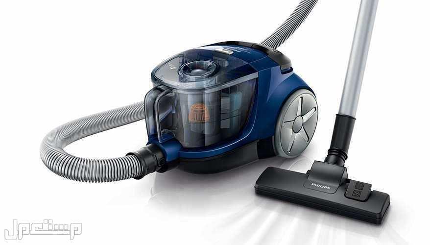 مكنسة كهربائية من فيليبس دون كيس نتائج تنظيف استثنائية