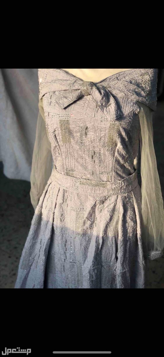 فستان مناسبات الموديل فخم ولونه جميلل