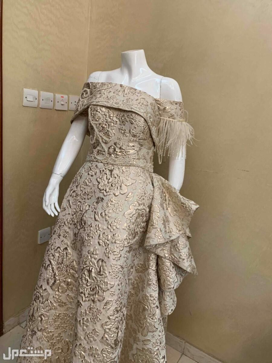 فستان شبكة او فستان سهرة فخم جدا فستان شبكة او ملكة فخم لبسة وحدة فقط ساعتين