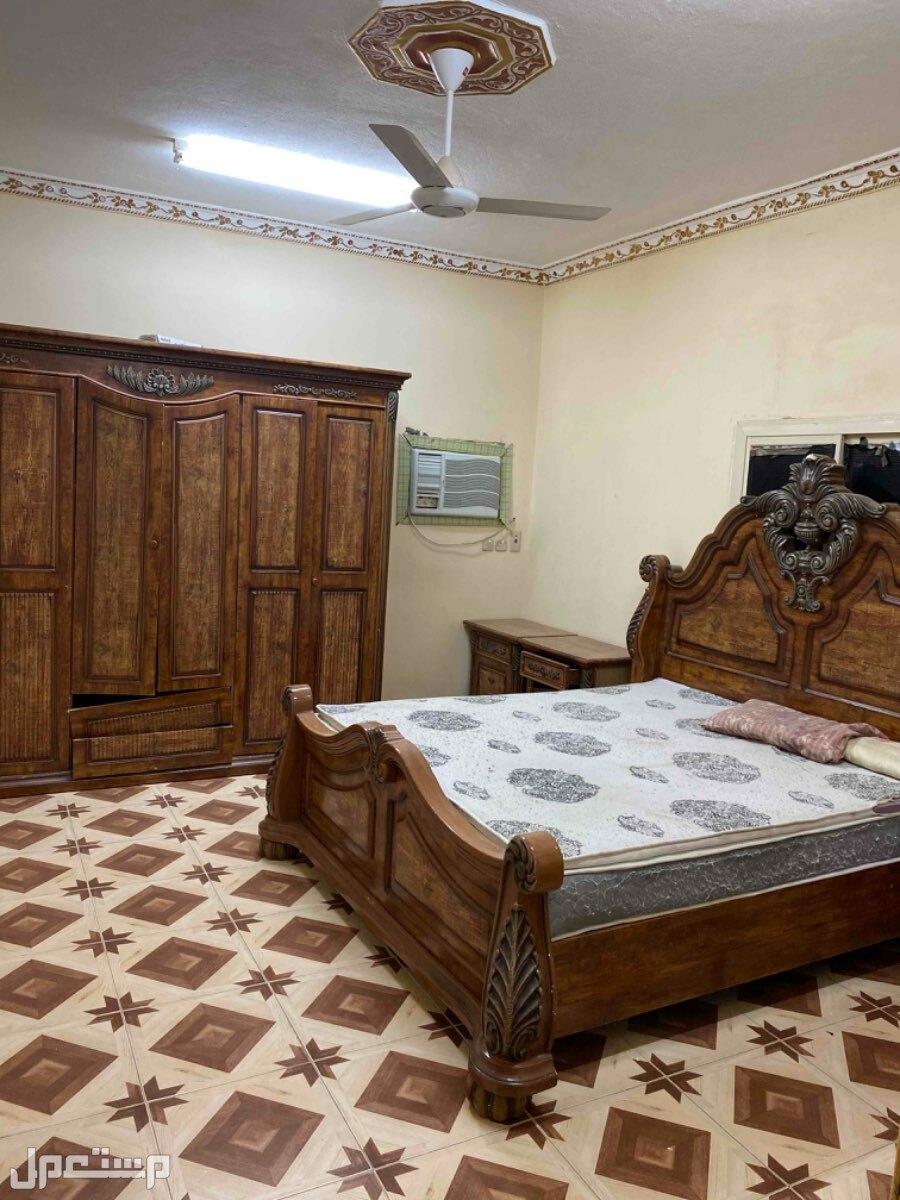 شقه بحي الجامعه للايجار غرفة النوم