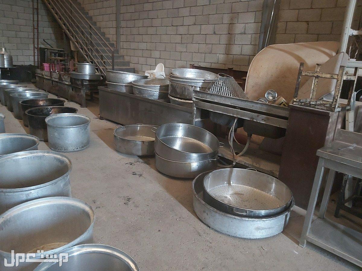 اثاث وتجهيزات  مطابخ للبيع