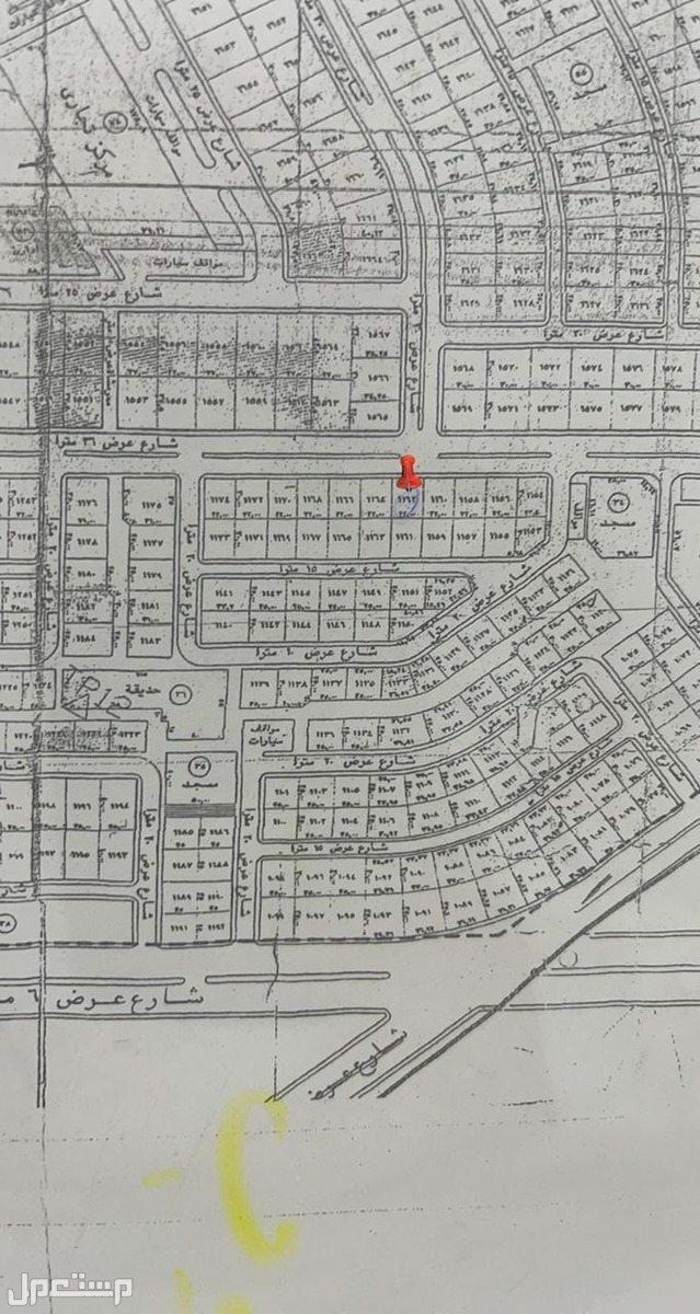 أرض في مشرف مخطط 1041 في محافظة الخرج .