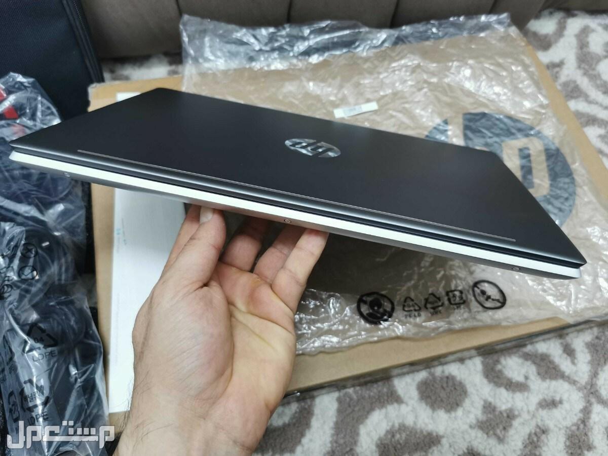 لاب توب hp i7 الجيل العاشر كرتين شاشة رام16 FHD بكرتونه SSD-HDD