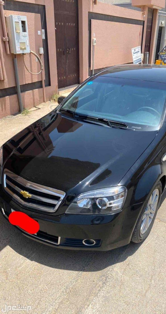 شفروليه كابرس LTZ 2012 مستعملة للبيع