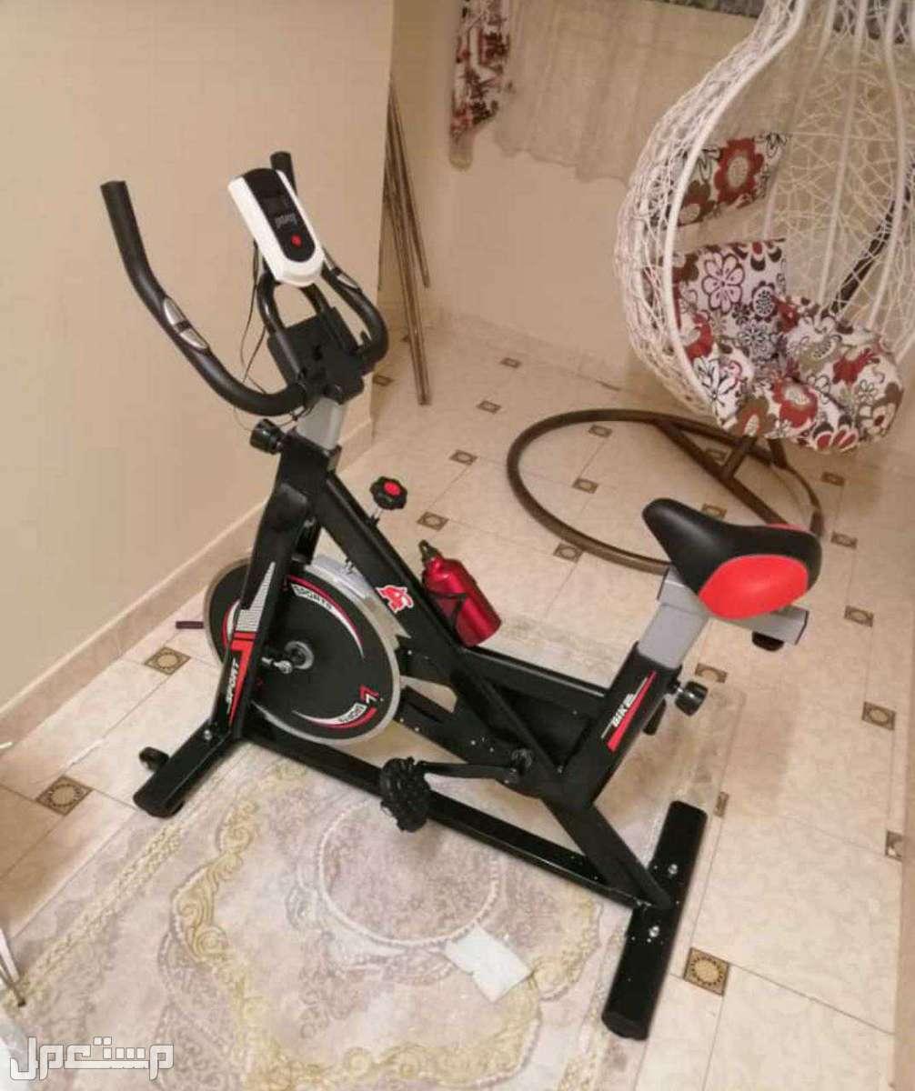 دراجة رياضية مغناطيسية