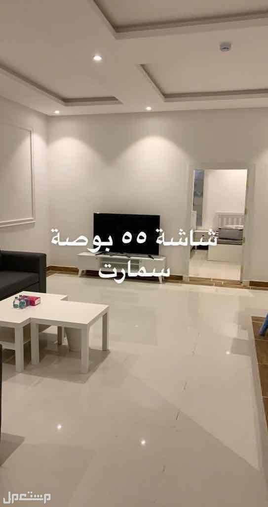 شقق فاخرة ومؤثثة للايجار الشهري وادي لبن ( بأسعار مختلفه)