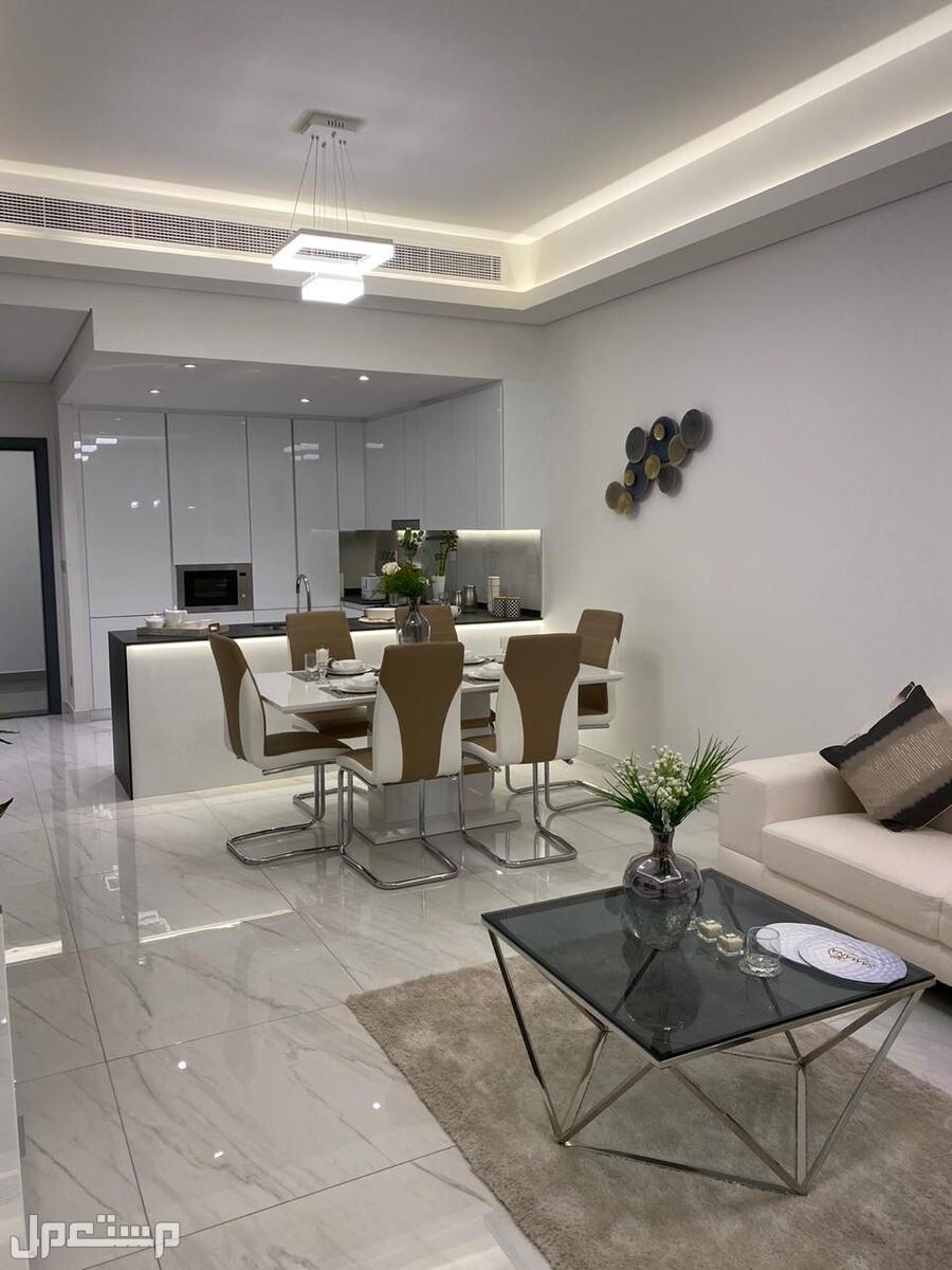 تملك شقة غرفة وصالة فى دبى بقسط شهرى 4000 درهم لمدة 7 سنوات