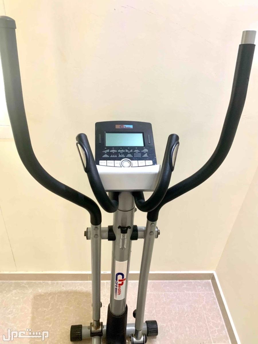 Elliptical Cross Training جهاز تمارين البتيكال كروس