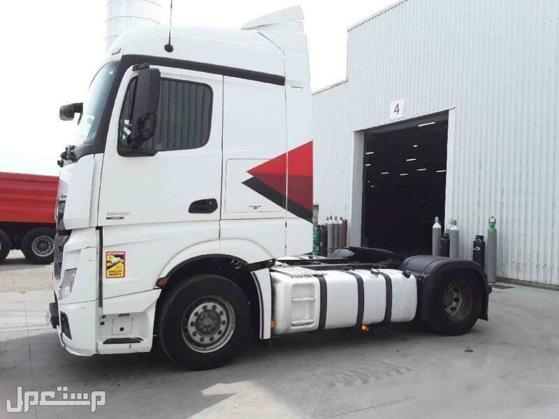 للبيع رؤوس شاحنات مرسيدس اكتروس بحالة الاستيراد mp4