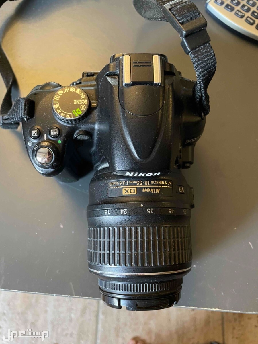 كاميرا نيكون Nikon Camera D5000