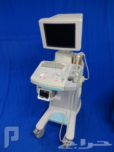 جهاز أشعة موجات فوق صوتية ثنائي وثلاثي الأبعاد