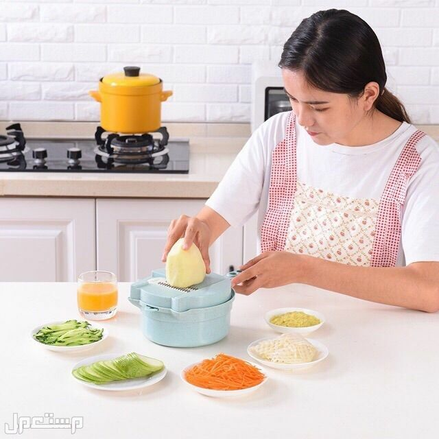 قطاعة الخضروات السحرية 4 فى 1