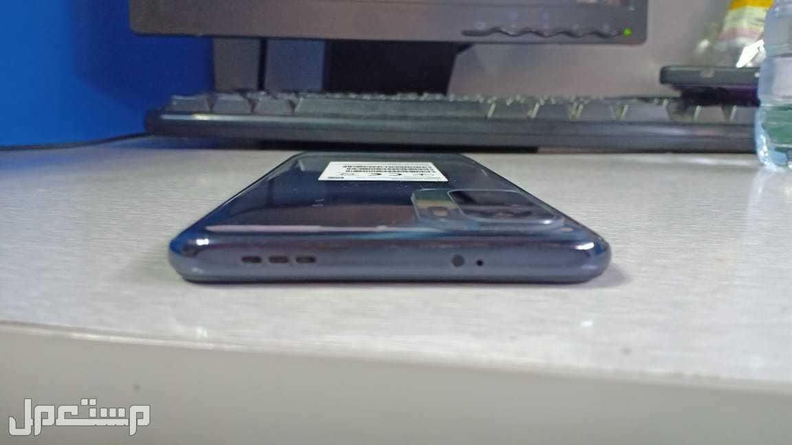 موبايل Redmi Note 10 استعمال شهر 128جيجا و 6 جيجا رام