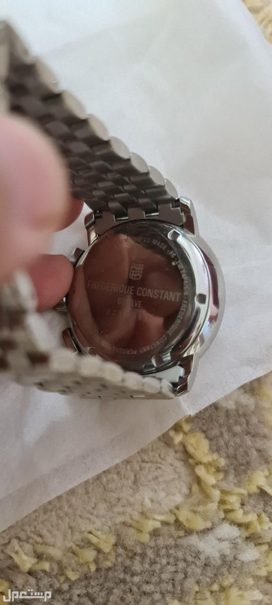 ساعة فردريك كونستانت