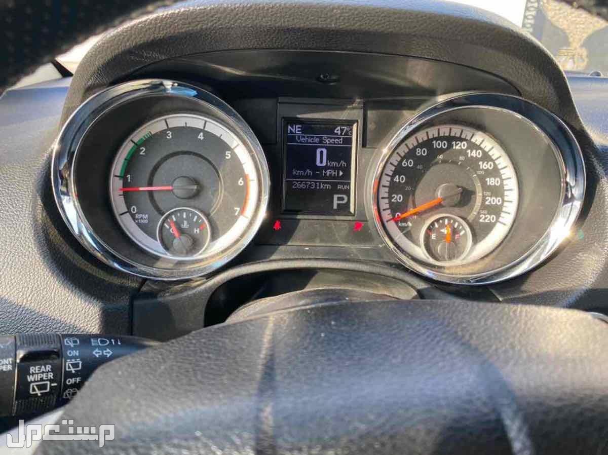 دودج دورانجو 2012 مستعملة للبيع