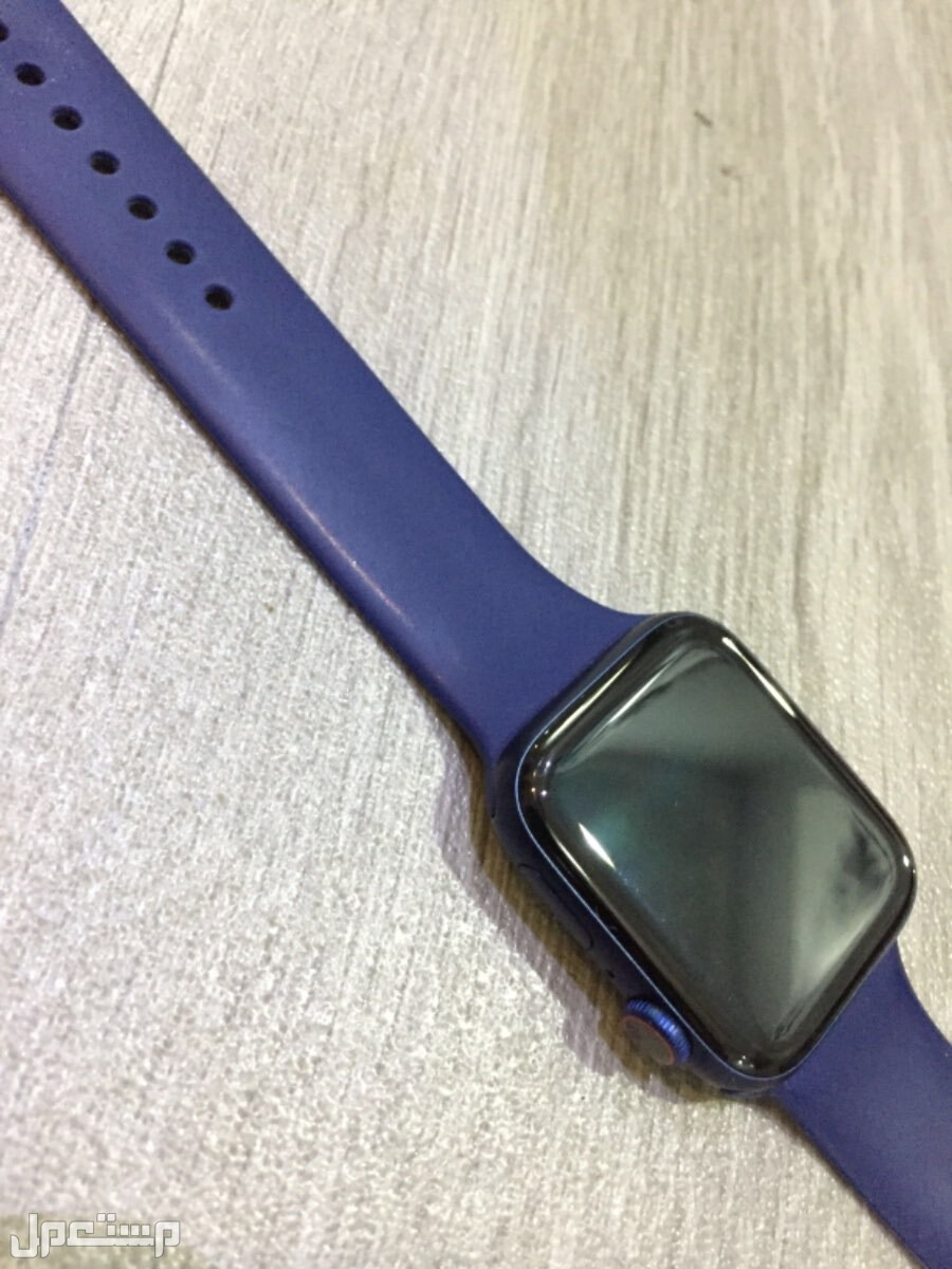 Apple Watch S6 44 GPS cellular - Blue