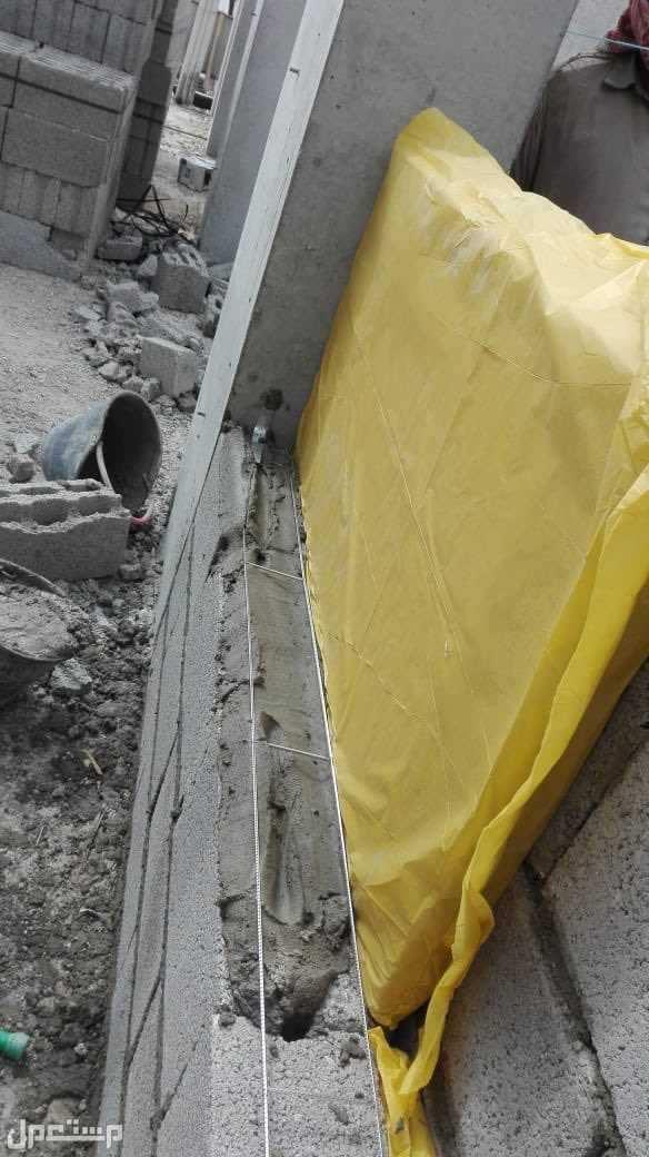 جميع مواد البناء والعوازل المائية والحرارية والصوتية والفوم (بولي يورثان)