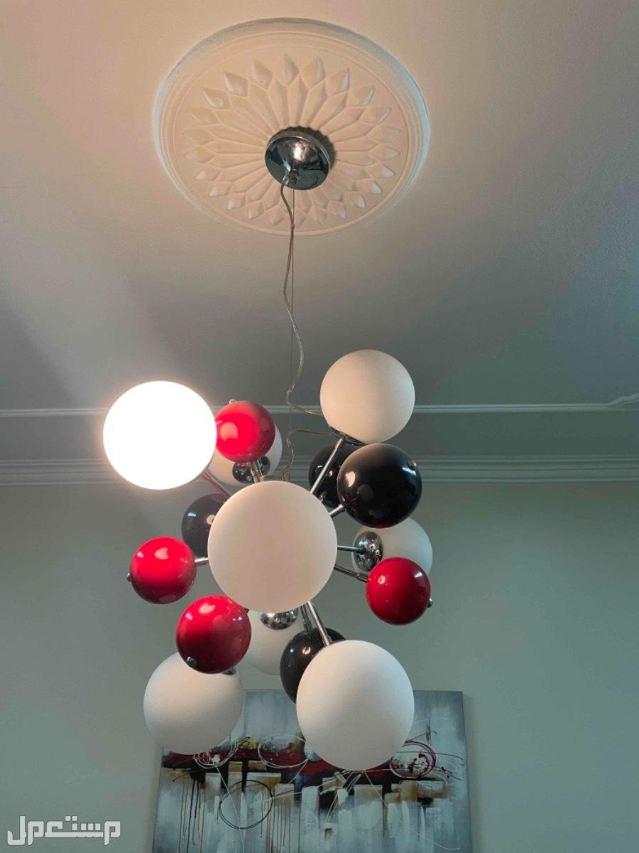 إضاءة سقف معلقه من (ميداس)