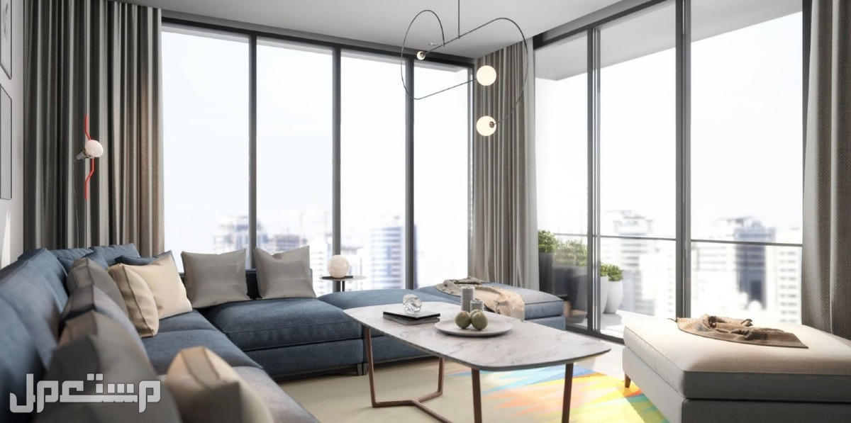 ادفع 28,000 درهم وتملك شقة غرفة وصالة فى الجادة بالشارقة