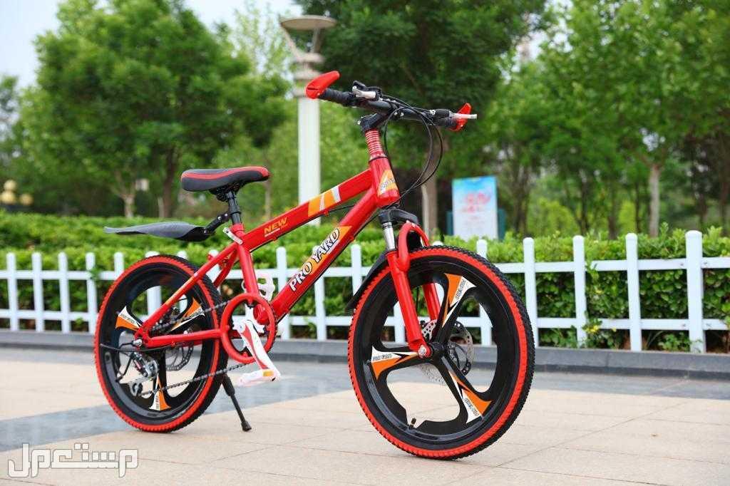 دراجة هوائية مقاس 20 للأولاد
