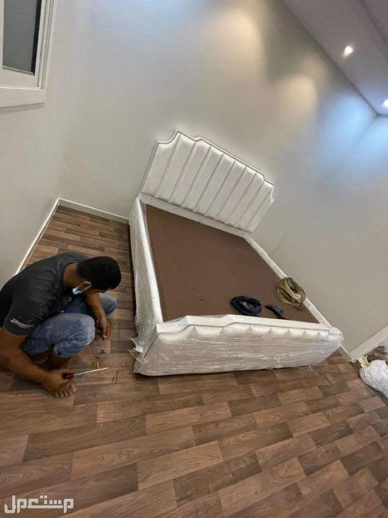 سرير جديد للبيع