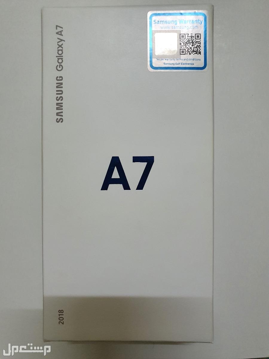 للبيع جوال سامسونج جالكسي A7 (2018) 128 GB
