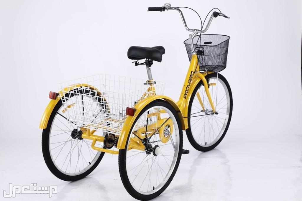 دراجات ثلاثه كفرات سياكل هوائيه ثلاث كفرات