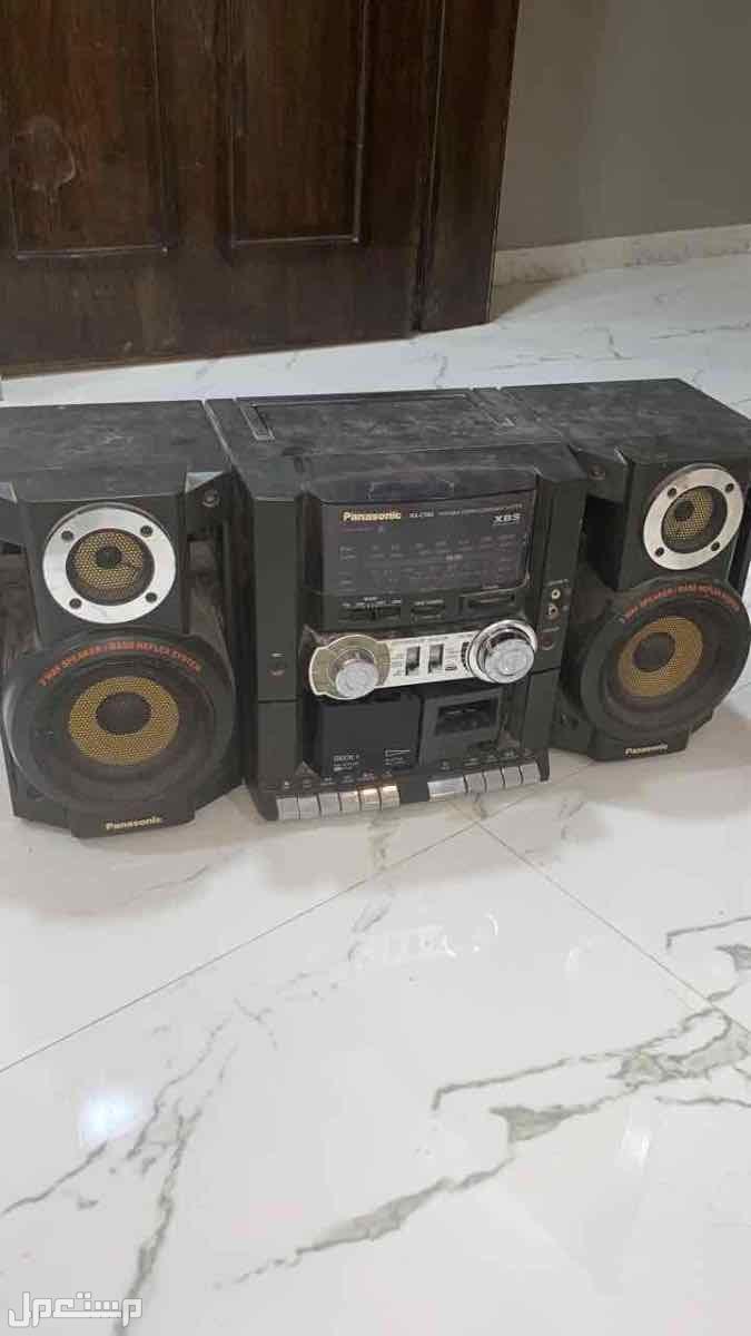 للبيع مسجل وراديو ياباني