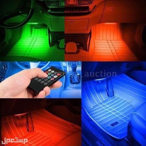 عرض اضاءة led زينة للسيارة